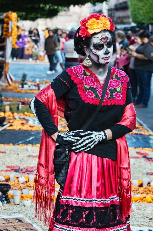 La celebración del Día de los Difuntos en México